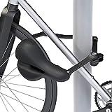 Seatylock Comfort Saddle + Lock, Sella con Catena Unisex Adulto,...