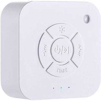 Leebaby Mini Bruit Blanc Bruit Machine Sommeil Sommeil avec 9 Sons apaisants Respiration léger minuterie USB de Charge pour bébé Voyage de Bureau à Domicile