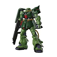 RE/100 機動戦士ガンダム0080 ポケットの中の戦争 ザクII改 1/100スケール 色分け済みプラモデル