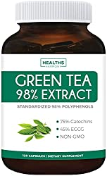 which is the best green tea pill in the world