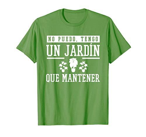 Hombre Jardineria Regalo originale Jardineros Jardin Hombre Mujer Camiseta