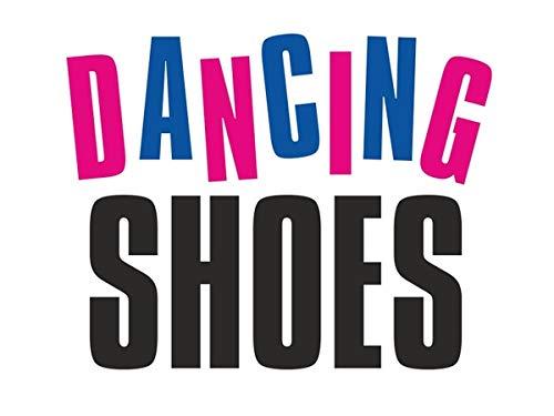 Pegatinas para zapatos desconocidas, zapatos de baile de boda, iglesia, fiesta