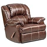 Roundhill Furniture Brandan Bonded...
