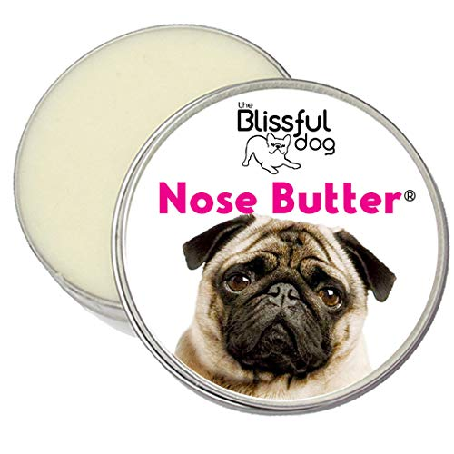 The Blissful Dog Fawn Pug Nose Butter - Dog Nose Butter, 1 Ounce