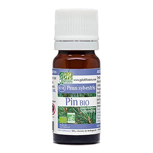 Pin Sylvestre Bio (Pinus sylvestris) - Huile essentielle 10 ml