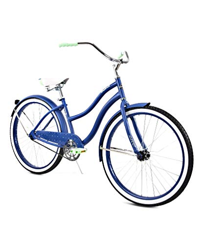 "Huffy 26"" Cranbrook Women's Comfort Cruiser Bike, Blue"