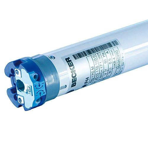 Becker Rollladen- und Sonnenschutzantrieb mit mechanischer Abschaltung R20/17CM