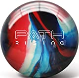 Pyramid Path Rising Bowling Ball (Red/White/Blue, 15 LB)