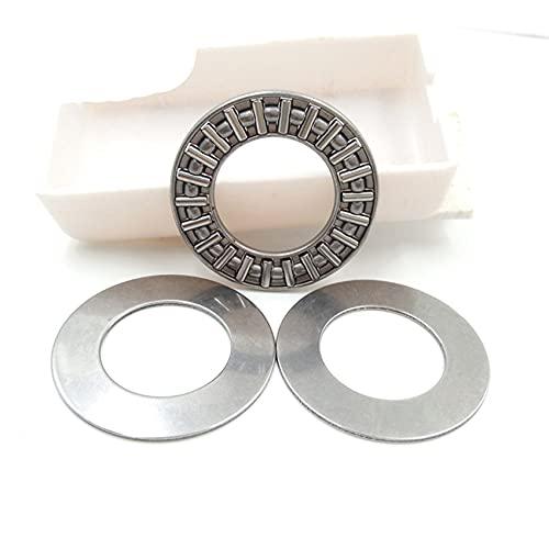 Rodamiento de rodillos de aguja de empuje plano de 4 piezas 0619 + 2AS 0821 + 2AS 1024 + 2AS 1226 + 2AS 1528 + 2AS 1730 + 2AS 2035 + 2AS-0821 2AS