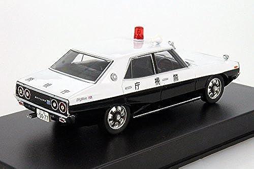1 43 DISM GC110 Skyline (Yonmeri) 2000GT Early Type Streifenwagen (Metropolitan Police Department)