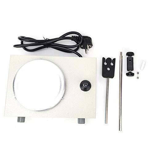 Agitador magnético de laboratorio, agitador magnético profesional eléctrico, para protección del medio...
