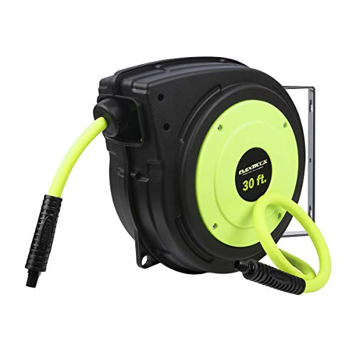Flexzilla L8230FZ 3/8' (inches) x 30' (feet) air Hose Reel