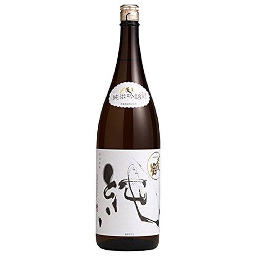 第35位:宮尾酒造『〆張鶴 純 純米吟醸』