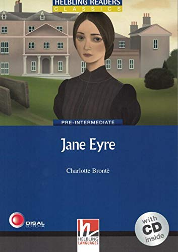 Jane Eyre con audio CD. Helbling Readers Blue Series Level 4. A2/B1