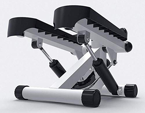 DSHUJC Adjustable Mini Stair Stepper Exercise Equipment Step Machine with Twisting Action Stair Stepper Resistance Workout Training Fat Burning Sports Equipment