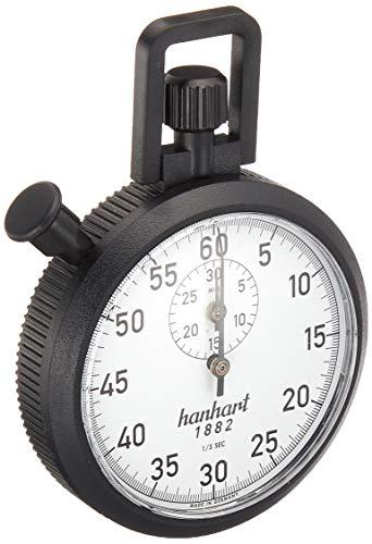 ハンハートABSアナログストップウォッチ 30分計 (1周60秒) /3-6930-01