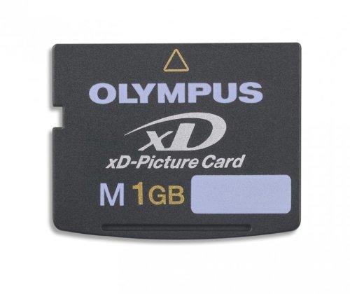 Olympus n2311798Speicherkarte 1GB schwarz