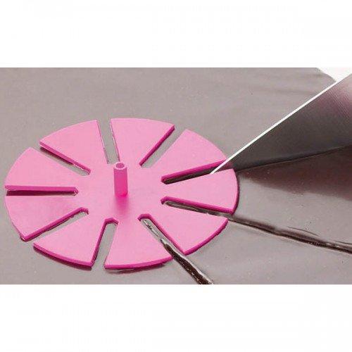 Marcador para cortar tartas