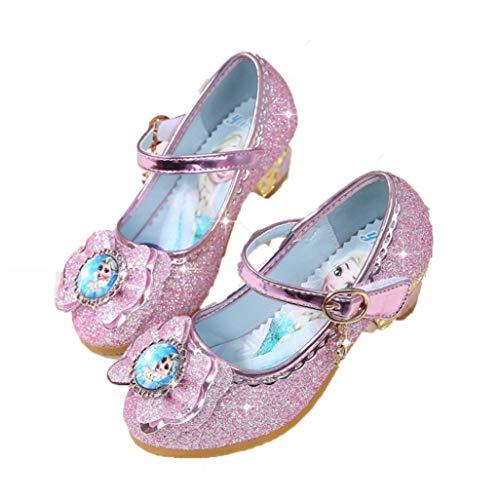 Chicas Zapatos tacón Alto Primavera otoño niñas