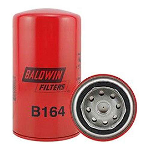 Baldwin B164 By-Pass Lube Spin-On