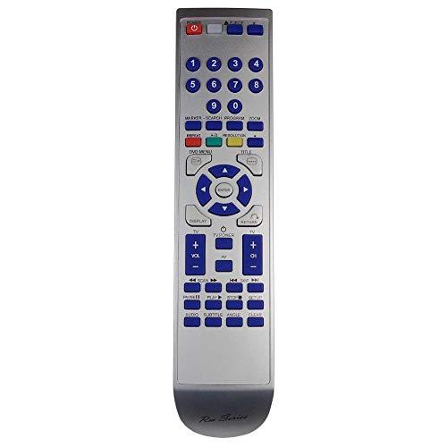 RM-serie vervangende dvd-speler afstandsbediening voor LG DV298HE3TBGBRLLS