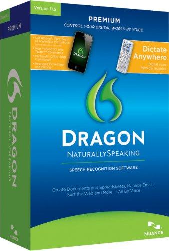 NUANCE Dragon NaturallySpeaking Premium 11.5 Mobile (EN)