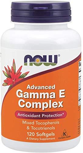 Now Foods, Gamma E Complex (vitamina E) con tocotrienoli e tocoferoli x120cops