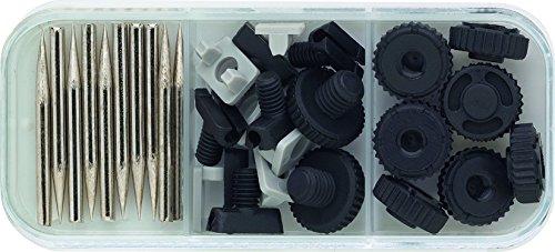Faber-Castell 123131 - Piezas de recambio para compás (en caja)