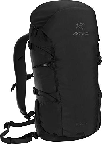 Arc'teryx Brize 25 Backpack | Versatile Hiking & Daypack | Black, Regular