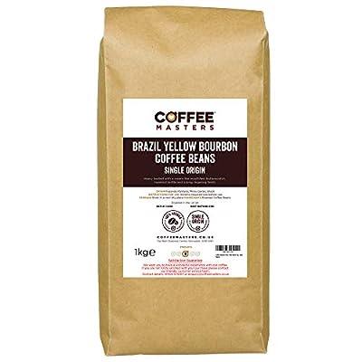 Coffee Masters Brazil Yellow Bourbon Coffee Beans
