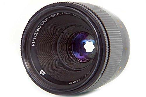 Industar-61 L/Z 50mm M42 Lens ロシア製