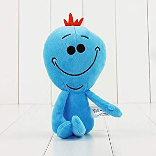 EXTOY 5Style Q Version 23Cm Sanchez Morty Smith Mr Meeseeks Beth Jerry Stuffed Plush Toy Must Have Toys 6 Year Old Boy Gifts My Favourite Superhero Party Supplies Unboxes