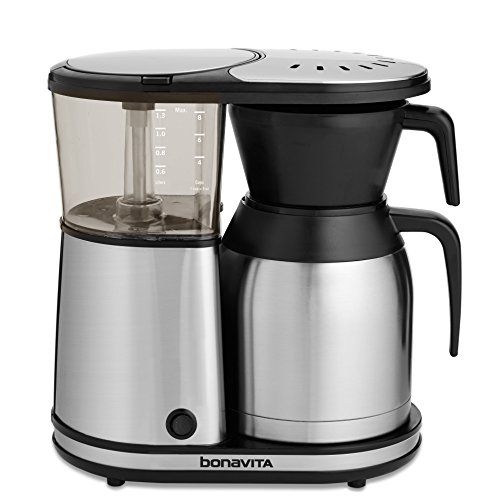 Bonavita BV1900TS 8 Cup Stainless Steel Coffee Brewer