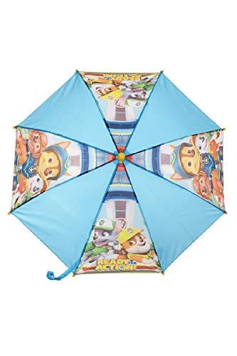 Kinder-Regenschirm Paw Patrol Hellblau