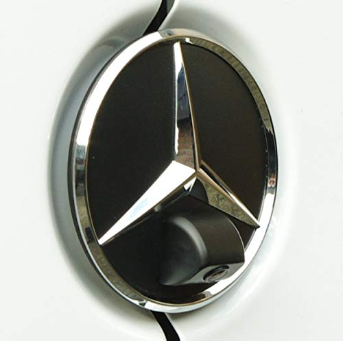 Rückfahrkamera im Fahrzeugemblem passend für Mercedes Sprinter Kastenwagen
