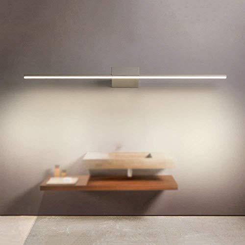 Minimalistische 8 / 12W Led Weißlicht Spiegelleuchte Moderne Badezimmerschrank Garderobenschrank Wandleuchte (Spiegelleuchte Tiefe: 18Cm) -40Cm Lampe