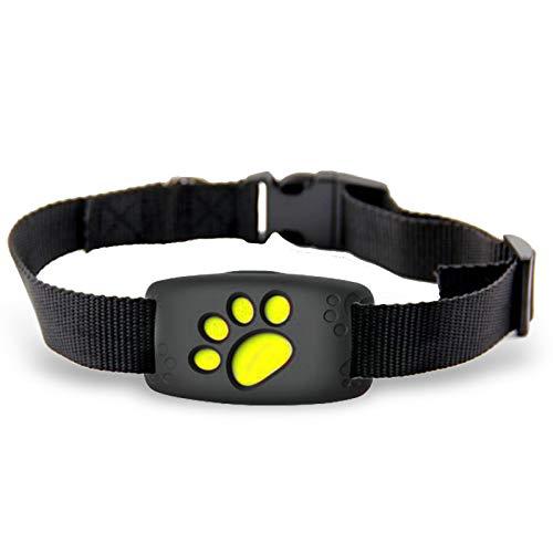 Loremyi, GPS-Tracker-Halsband für Hunde, Katzen, GPS-Ortungsgerät, wasserdicht, GPS-Positionsfinder