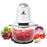 POSAME Mini Food Processor Meat Grinder Chopper Electric,Small Kitchen...