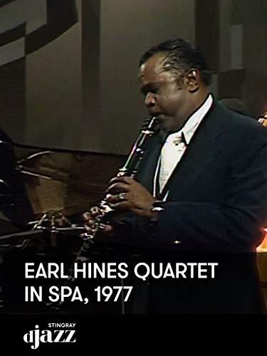 Earl Hines Quartet in Spa, 1977