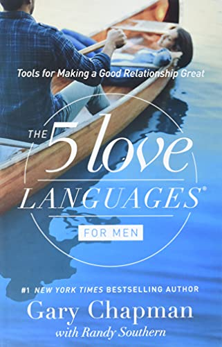 Compare Textbook Prices for The 5 Love Languages for Men: Tools for Making a Good Relationship Great  ISBN 9780802412720 by Chapman, Gary D,Randy Southern