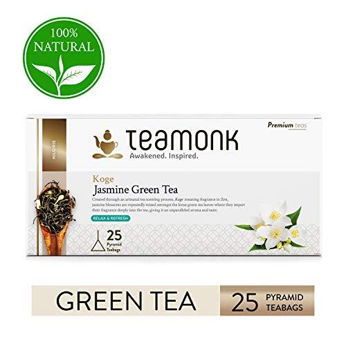 tè verde con menta piperita per dimagrire