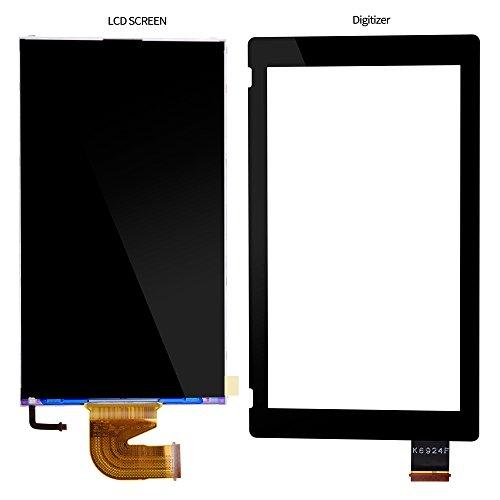 YTTL® Replacement LCD Screen Display and Digitizer Set For Nintendo Switch Gamepad