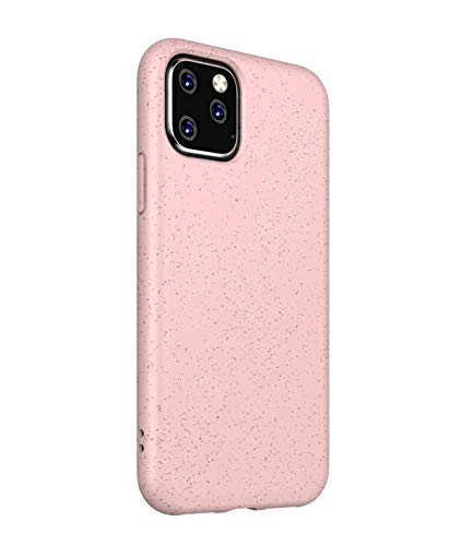 IPAKY Stars Series für iPhone 11 Pro und iPhone 11 Pro MAX. Schutzhülle aus umweltfreundlichem Silikon mit [sehr angenehmer Haptik] [Fallschutz] [Anti-Kratzen] [Elegante Ästhetik]