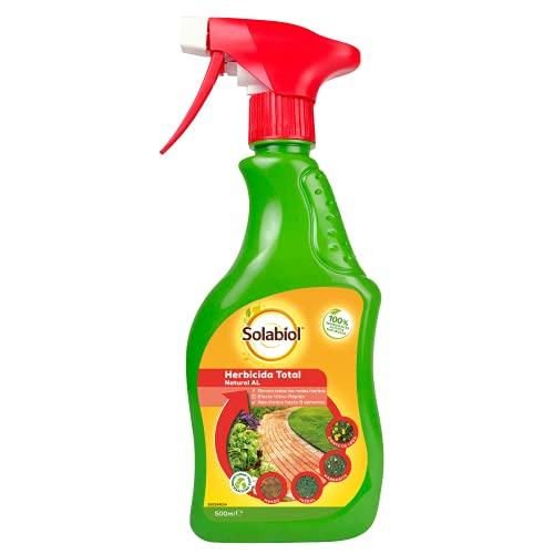 Herbicida natural, origen 100% orgánico con spray pulverizador, listo para usar con...