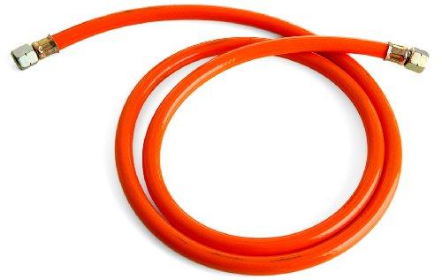 Paella World International Grillzubehör Gasschlauch, Orange, 1.5 m