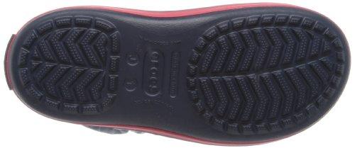 crocs Winter Puff Boot Kids, Blau - 4