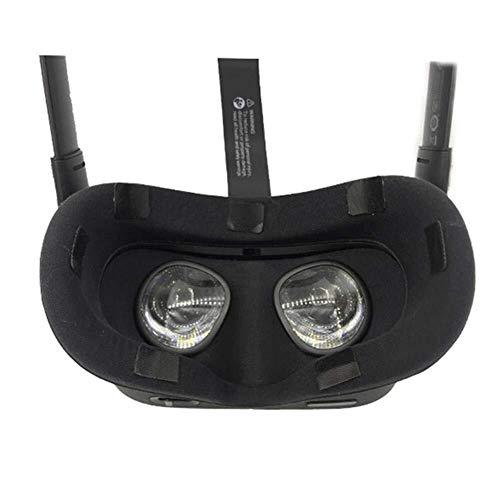 Wingeri Schlafen Einweg-VR-Augenmaske - Atmungsaktive VR-Gesichtsmaske, schweißabsorbierende Maske aus Reiner Baumwolle for Oculus Quest/Rift CV1 / Rift S/HTC Vive Pro 100St Reise
