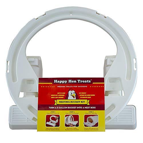 Happy Hen Treats Nest Box Bucket Kit