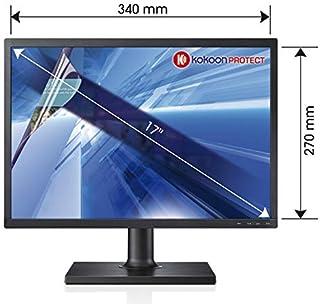 BozaBoza Anti Light Blue Screen Filter Affichage 24 /écran Large Moniteur Anti-Scratch 16: 9 Mat ou Brillant filtrant Bleu Clair pour Ordinateur Portable Anti-Glare