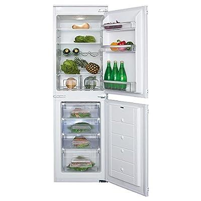 Cookology CBIFF5050 Frost Free 50/50 Built-in Integrated Combi Fridge Freezer